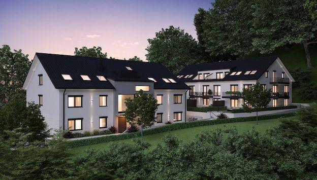 Kirchseeon – IM BAU – Vierzimmer-Familienwohnung mit großem Südwestbalkon und Lift