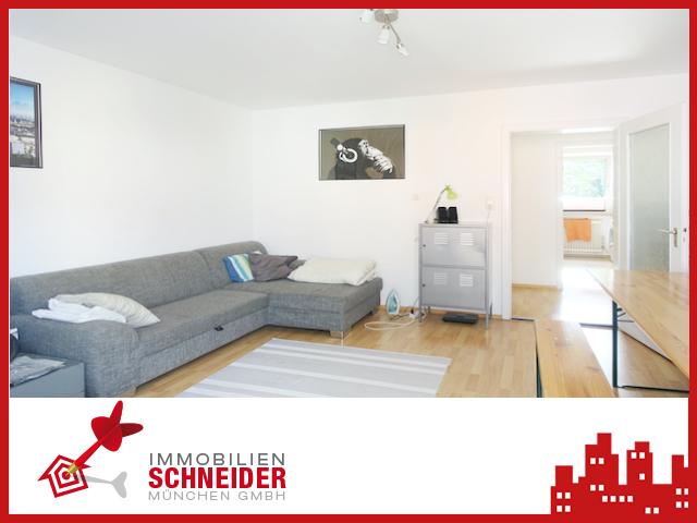 IMMOBILIEN SCHNEIDER – Kapitalanlage – schöne 3 Zimmer Wohnung mit West-Balkon
