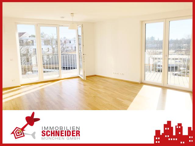 IMMOBILIEN SCHNEIDER – PASING, neuwertiges, 1 Zi.-App. mit Küchenzeile und sonniger Dachterrasse