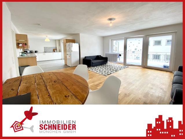 IMMOBILIEN SCHNEIDER – Fasangarten – hochwertige 3 Zi.-Wohnung mit 2 Balkonen.