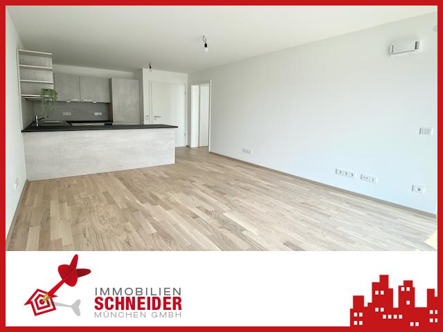 IMMOBILIEN SCHNEIDER – ALLACH – hochwertig ausgestattete 3 Zi.-OG-Wohnung mit großer Loggia