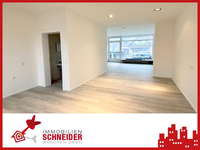 IMMOBILIEN SCHNEIDER – Planegg – Gewerbefläche für Einzelhandel, Praxis oder Büro in zentraler Lage