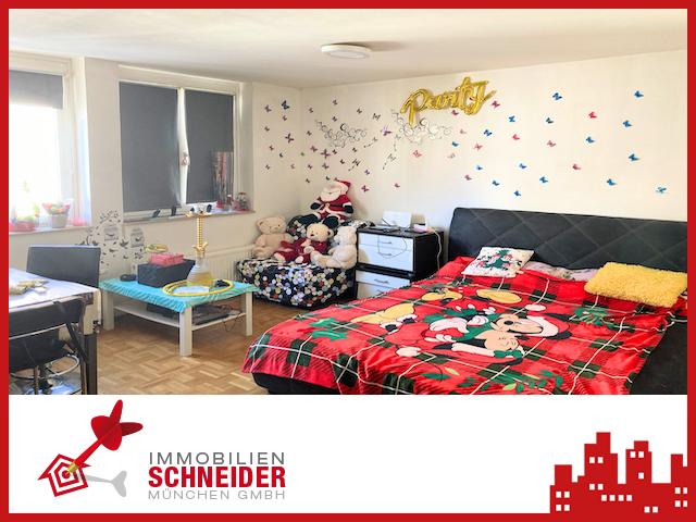 IMMOBILIEN SCHNEIDER – HAIDHAUSEN 1 Zimmer Appartement
