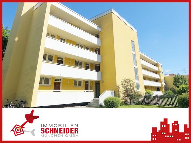 IMMOBILIEN SCHNEIDER – Neuhausen – helles 1 Zi.-App. mit Balkon
