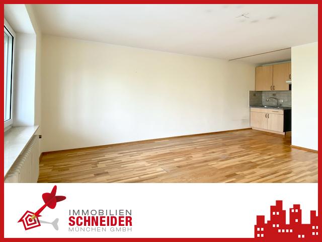 IMMOBILIEN SCHNEIDER – Lehel – tolle 2-Zimmer-Wohnung mit Loggia.