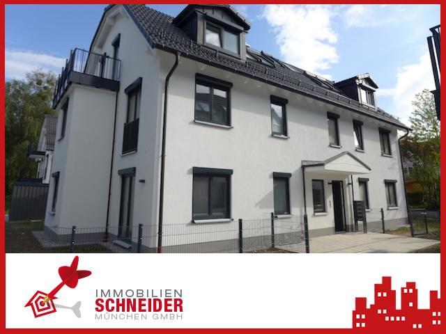 IMMOBILIEN SCHNEIDER – Forstenried, schöne 2-Zimmer-OG-Wohnung mit hochwertiger Ausstattung und Einbauküche
