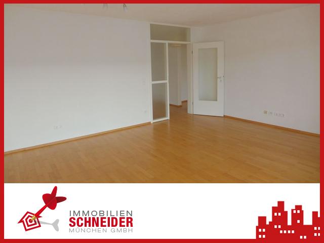 IMMOBILIEN SCHNEIDER – Trudering – wunderschöne 3 Zimmer Wohnung mit Balkon, Parkettboden und EBK