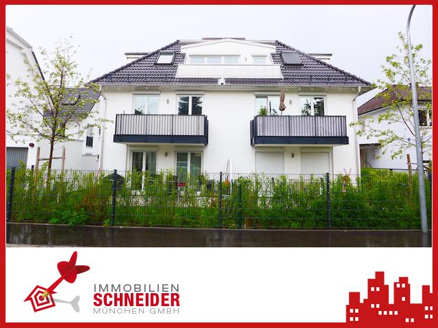 IMMOBILIEN SCHNEIDER – Trudering – neuwertige, wunderschöne 3 Zimmer-Dachterrassen-Wohnung