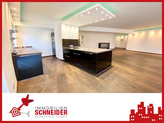 IMMOBILIEN SCHNEIDER – PERLACH LOFT-Wohnung mit hochwertiger Ausstattung und vielen Extras
