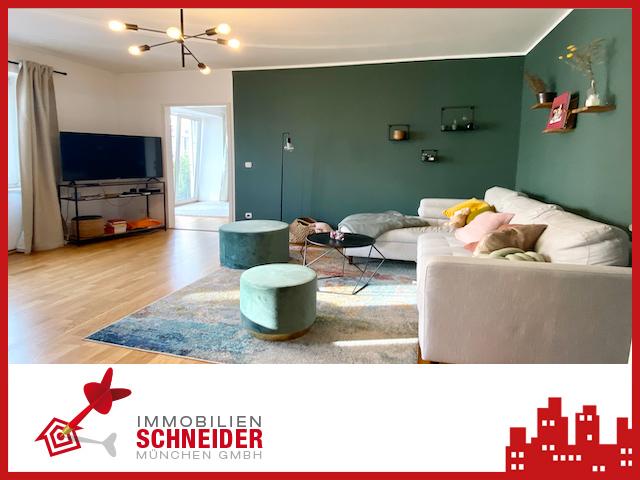 IMMOBILIEN SCHNEIDER – WESTEND – wunderschöne 2 Zimmer-Wohnung mit Parkett