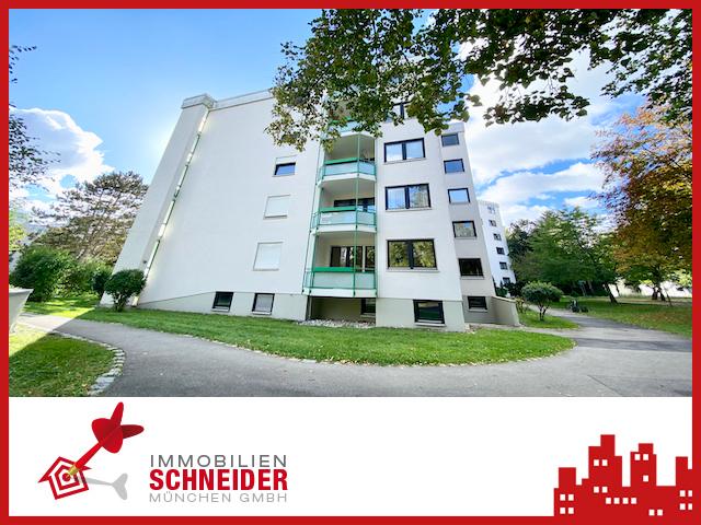 IMMOBILIEN SCHNEIDER – Taufkirchen – schöne 2,5 Zimmer Wohnung